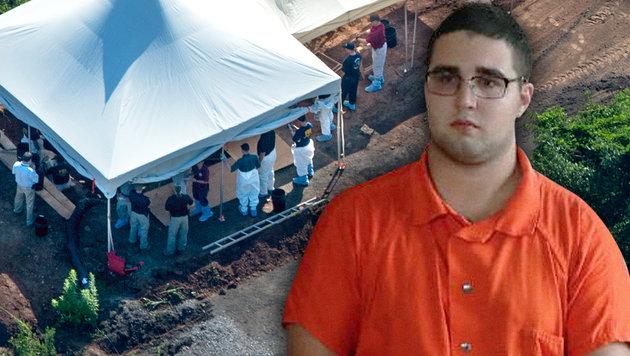 Vierfachmord in USA: Dealer belastet seinen Cousin (Bild: AP)
