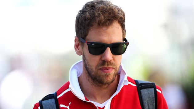 WM-Kampf: Vettel fordert Hamilton in dessen Heimat (Bild: GEPA)
