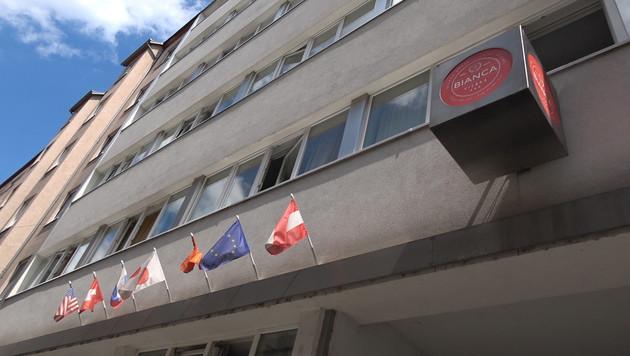 Betrugsverdacht: Wiener Asylheim vor Räumung (Bild: Alexander Bischofberger-Mahr)