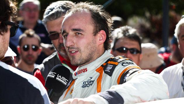6 Jahre nach Unfall: Formel-1-Comeback von Kubica? (Bild: GEPA)
