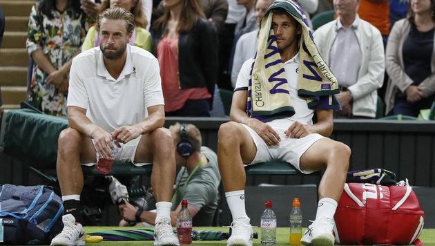 Oliver Marach und Mate Pavic (Bild: Associated Press)