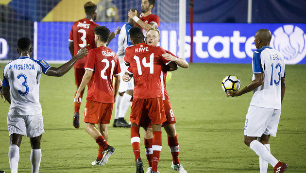 Kanada und Costa Rica ziehen ins Viertelfinale ein (Bild: AP)