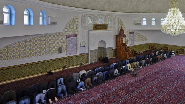 Sobotka: Aus Ausland finanzierte Moscheen auflösen (Bild: APA/HERBERT NEUBAUER)