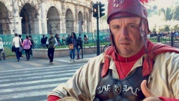 Touristen belästigt: Rom verbannt Zenturionen (Bild: privat)