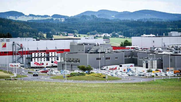 Beim Kreisverkehr in Bad Leonfelden wurde der Pkw, mit dem die Vermissten unterwegs waren, geblitzt. (Bild: Markus Wenzel)
