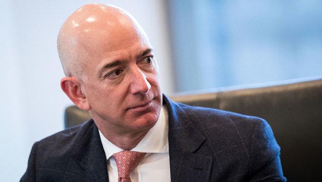 Amazon-CEO Jeff Bezos (Bild: AFP/Getty Images/Drew Angerer)