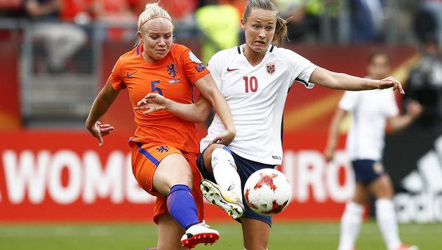 Niederlande feiern mit 1:0-Sieg Auftakt nach Maß (Bild: AFP)
