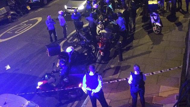 Säure-Anschläge in London: 16-Jähriger angeklagt (Bild: AP)
