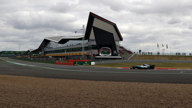Zukunft von Silverstone bleibt ungeklärt (Bild: AP)