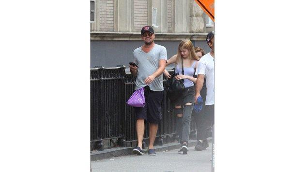 Leonardo DiCaprio in New York (Bild: www.photopress.at)