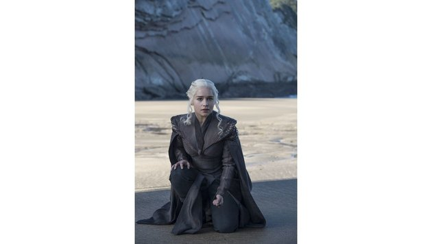 Daenerys in Dragonstone (Bild: © 2017 Home Box Office, Inc. All rights reserved. HBO® and all r)