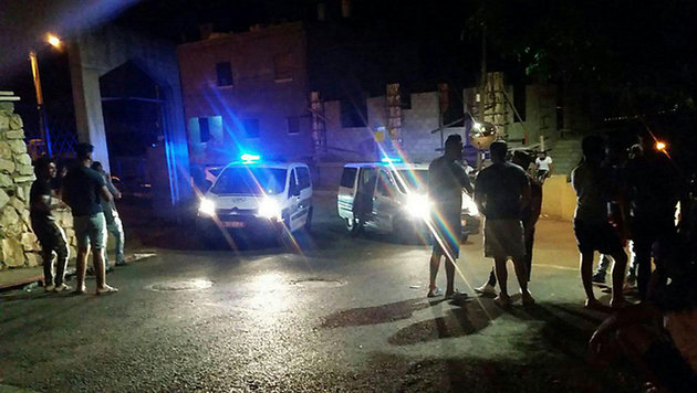 Angriffe auf zwei Moscheen im Norden Israels (Bild: Ynet)