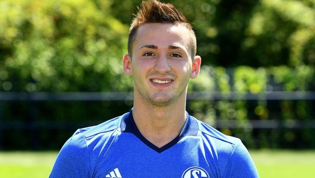 Ex-Sturm-Exzentriker Avdijaj: Aus bei Schalke? (Bild: AFP)