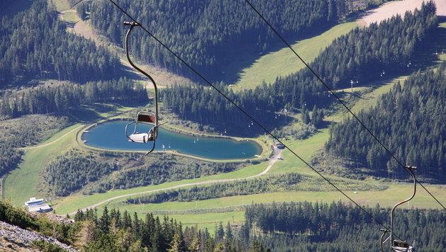 Polsterlift-Rettung ist nur der erste Schritt (Bild: Gemeinde Vordernberg)