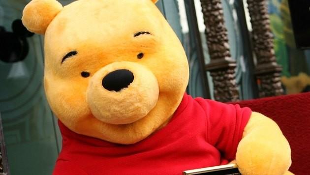 Pu der Bär gerät in China in die Mühle der Zensur (Bild: AFP)