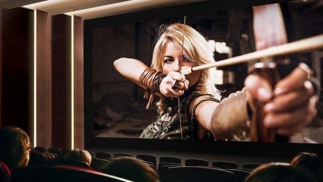 Samsung bringt größten Fernseher der Welt ins Kino (Bild: Samsung)