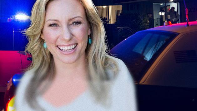 US-Cops erschießen Australierin in ihrem Pyjama (Bild: AFP, LinkedIn, krone.at-Grafik)