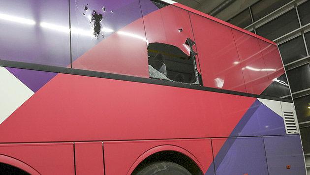 Randale in Bus: Dieses Mädchen bewies Zivilcourage (Bild: MARKUS TSCHEPP)