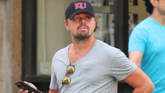 Hat Leonardo DiCaprio einen Herzschrittmacher? (Bild: www.PPS.at)