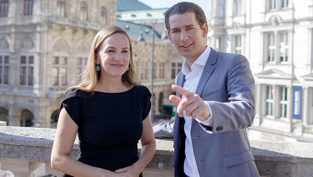 Opernball-Chefin Großbauer tritt für Kurz an (Bild: APA/Georg Hochmuth)