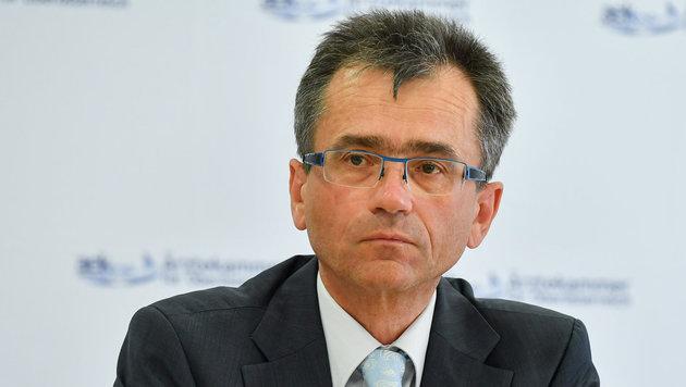 Der oö. Ärztekammer-Präsident Peter Niedermoser darf kein Praxis-Verbot erteilen (Bild: Harald Dostal)