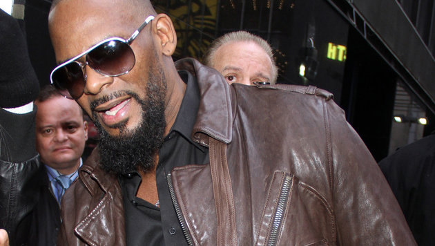 R. Kelly (Bild: MediaPunch/face to face)