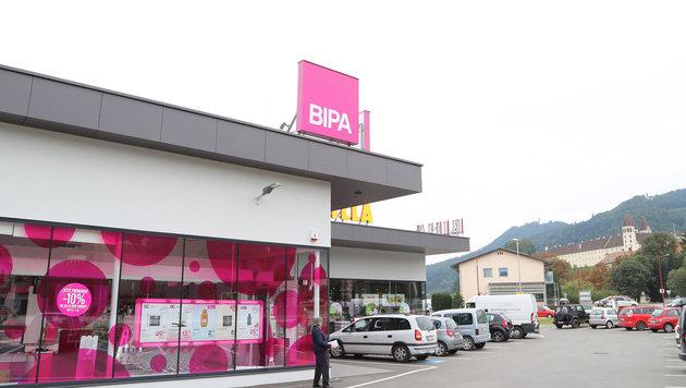 Bereits neun BIPA-Filialen wurden in den letzten zehn Tagen in Ober- und Niederösterreich geplündert (Bild: Evelyn Hronek)