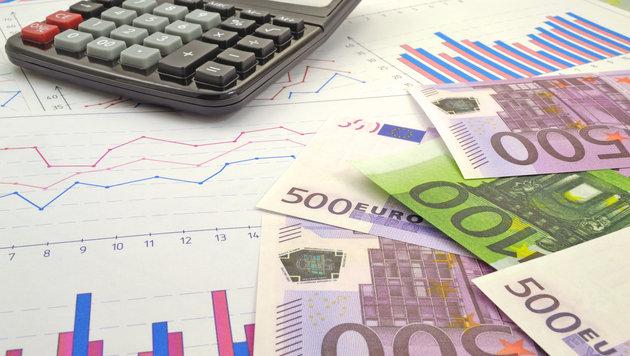 Einkommen der Haushalte um 0,2 Prozent gestiegen (Bild: thinkstockphotos.de)