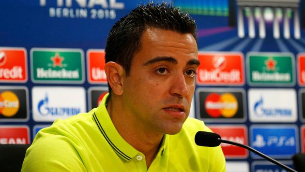 """""""Real dominiert!"""" Xavi kritisiert Barca scharf (Bild: GEPA)"""