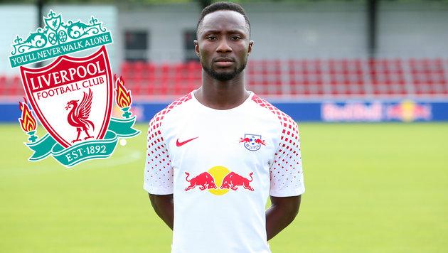 Liverpool lässt nicht locker: 80 Mio. für Keita! (Bild: GEPA)
