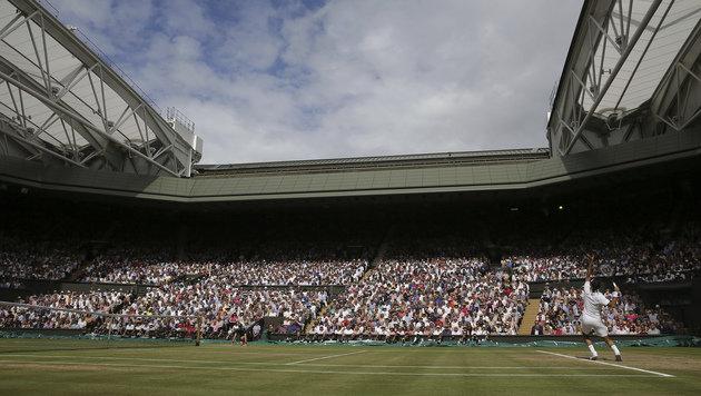 Wimbledon- und French-Open-Spiele manipuliert? (Bild: AP)