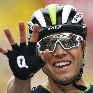 Boasson Hagen holt Sieg auf längster Tour-Etappe! (Bild: Associated Press)