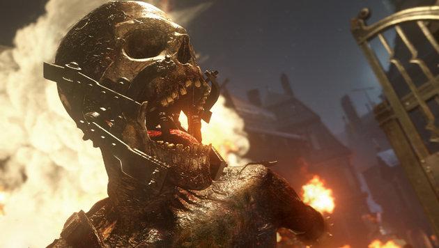 """Call of Duty: WWII"" bringt Nazi-Zombies zurück (Bild: Activision)"