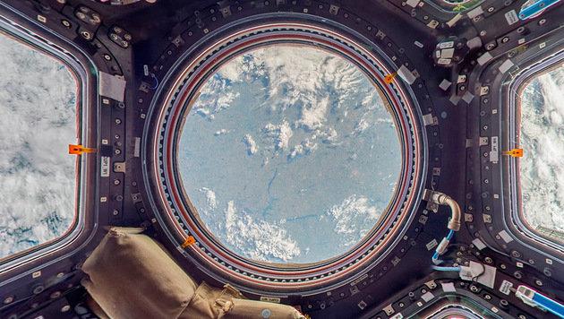 Google lädt Nutzer zur Raumstation ISS ein (Bild: Google)