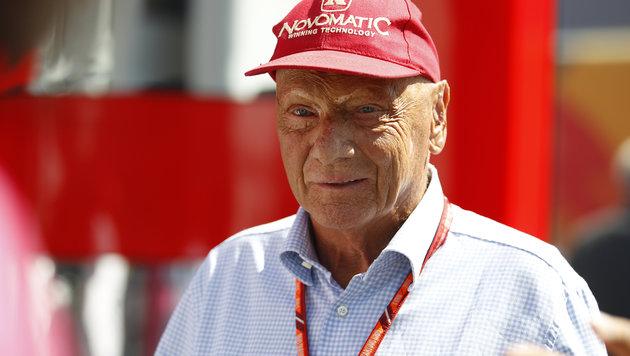 """Lauda und Rindt in neue """"Hall of Fame"""" aufgenommen (Bild: APA/Erwin Scheriau)"""