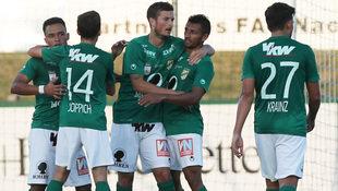 Lustenau startet mit 5:1-Kantersieg in neue Saison (Bild: GEPA)