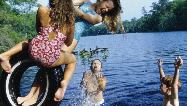 Seen & Co.: Wo Sie jetzt der Hitze entfliehen! (Bild: thinkstockphotos.de)