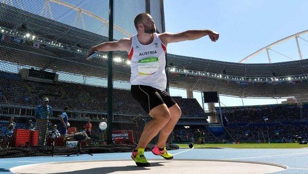 Diskus-Ass Lukas Weißhaidinger will bei der Leichtathletik-WM in London aufzeigen. (Bild: www.viennareport.at)
