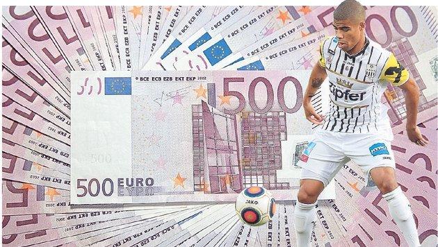 Finanziell nur Gewinner! (Bild: Harald Dostal)