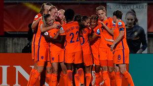 Gastgeber Niederlande souverän im Viertelfinale (Bild: AFP)