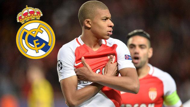 180 Millionen €! Mbappe steht vor Wechsel zu Real (Bild: GEPA)