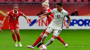 Deutschland und Schweden im Viertelfinale (Bild: AFP)
