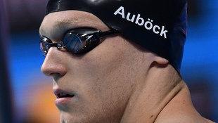 Auböck bei Schwimm-WM über 800 m Kraul Sechster! (Bild: AFP)