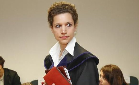 Richterin Anna Sophia Geisselhofer entscheidet heute über ihre Anträge. (Bild: Markus Tschepp)