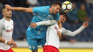 Nur 1:1! Salzburger enttäuschen gegen NK Rijeka (Bild: APA/KRUGFOTO)