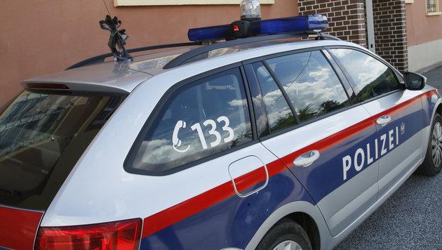 Die Polizei Neuhofen fahndet nach einem Schläger. (Bild: Kronenzeitung)