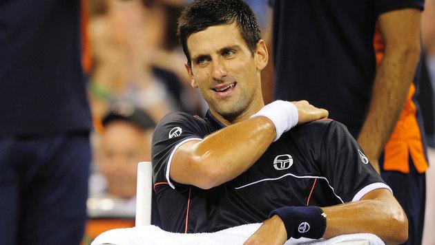 Vorzeitiges Saison-Aus für Novak Djokovic! (Bild: AFP)
