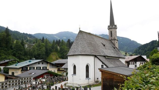 Die Gemeinde Mühlbach - idyllisch am Fuße des Hochkönigs gelegen: Mehr Touristenbetten sind geplant. (Bild: Gerhard Schiel)
