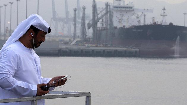 Emirate importieren erstmals Öl aus den USA (Bild: AFP)