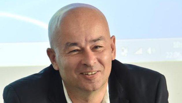 Univ. Doz. Dr. Wolfgang List, Anwalt der IG Erdkabel. (Bild: Wolfgang Weber)